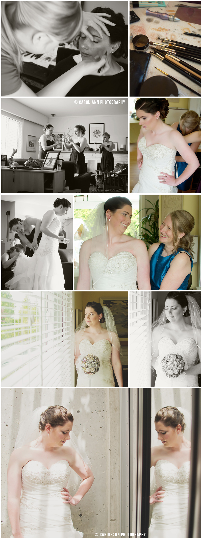 Quilchena Golf Course Wedding Richmond, BC Photographer